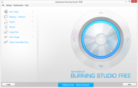 Ashampoo Burning Studio  Free 2015 1.14.5.3