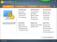 WinUtilities Free Edition 15.1