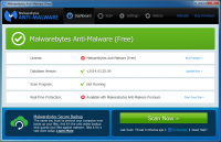Malwarebytes 3.3.1.2183