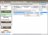 Ultra Adware Killer 7.3