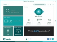 Panda Free Antivirus 2016 v18.0.0