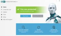NOD32 Antivirus 2018 v.11.0.144.0