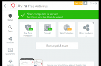 Avira Free Antivirus 2020 v.15.0.2002