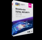 Bitdefender Total Security 2018 v.22.0.17.205
