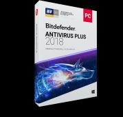 Bitdefender Antivirus Plus 2018 v.22.0.17.205