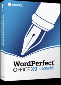 Corel WordPerfect Office X9 19.0.0.325