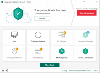 Kaspersky Security Cloud – Free 20.0.14.1085