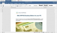 ONLYOFFICE Desktop Editors 6.2