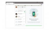 Desktop messenger for WhatsApp 0.3.0