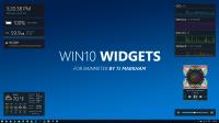 Win10 Widgets 1.0.0