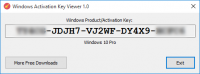Windows Activation Key Viewer 1.1