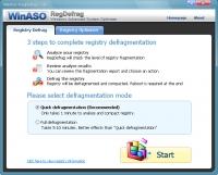 WinASO RegDefrag 2.8.0