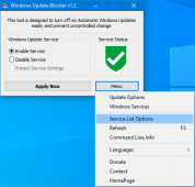Windows Update Blocker 1.6
