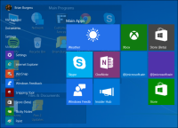 Windows 10  Build 10166