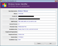 Windows Version Identifier 1.0