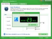 WinMend Auto Shutdown 2.1