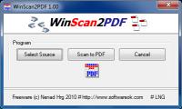 WinScan2PDF 3.77