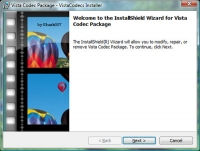 Vista Codec Package 7.0