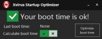 Xvirus Startup Optimizer 1.4