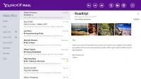 Yahoo! Mail for Windows 8