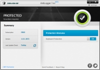Zemana AntiLogger Free 1.8.2.320